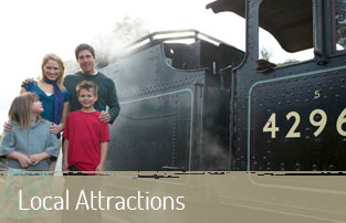 Local Attractions in Shropshire